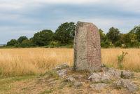Der Runenstein von Karlevi
