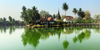 Ancient Themple in Thaiand