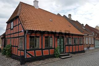 Fachwerkhaus in Ärösköbing