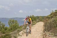 Mountainbiken in Istrien