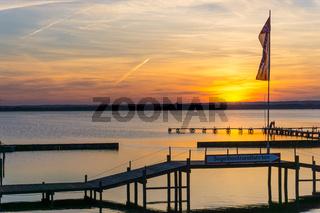 Landschaft am Dümmer See-99