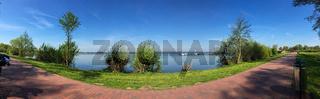 Landschaft am Dümmer See-153