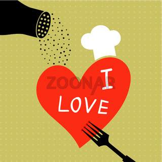 Cooking love