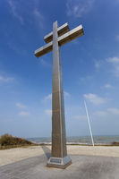 Juno beach, Courseulles-sur-Mer, Normandy, France