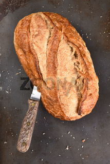 Country Style White Bread