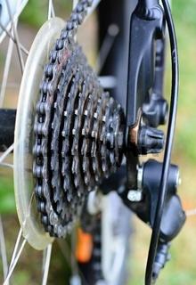Bycicle derailleur
