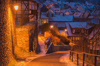 Winter in Stolberg