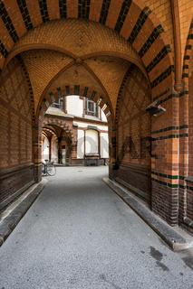 Kontorhaus in der Speicherstadt, Hamburg