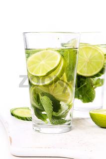 Refreshing drink