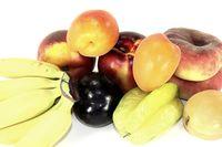 verschiedene bunte Früchte
