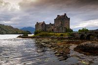 Eilean Donan Castle , Schottland