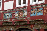 Rathaus Schwalenberg (Detail)
