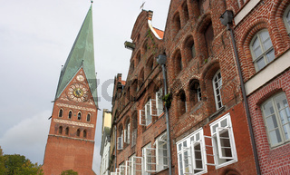 Lueneburger Stadtbild-I-