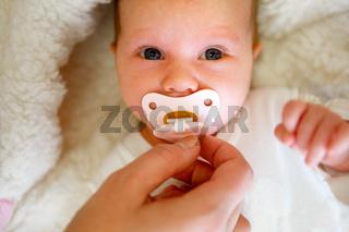 Beautiful cute baby