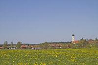 Waakirchen in Oberbayern