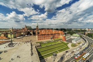 Warschau, Polen   Warsaw, Poland