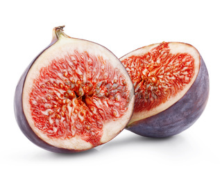 Figs fruits isolated