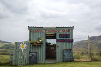 Garden Produce Stall