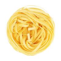 Raw Nest Pasta