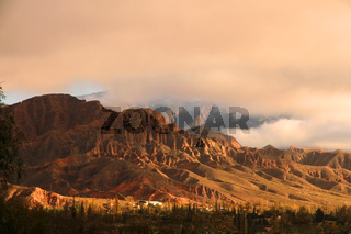 Landscape in Salta