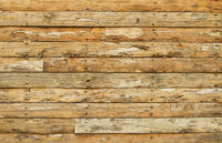 Brown Old Weathered Wooden Wall Background Texture