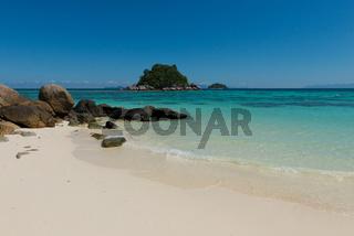 Stunning Sand Of Ko Lipe Island
