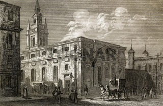 Guildhall, London, 18th century