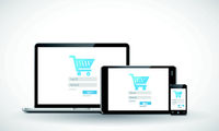 Responsive e-commerce web template