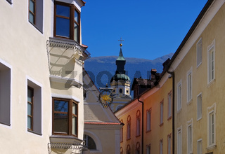 Brixen Gasse - Brixen, a lane in the town