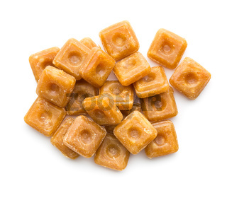 caramel candies