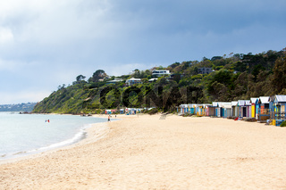 Mills Beach in Mornington