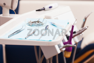 Tooth dental instruments