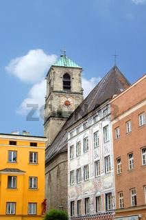 patrizierhaus in wasserburg am inn