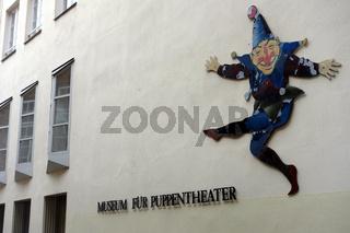 marionetten theater in luebeck