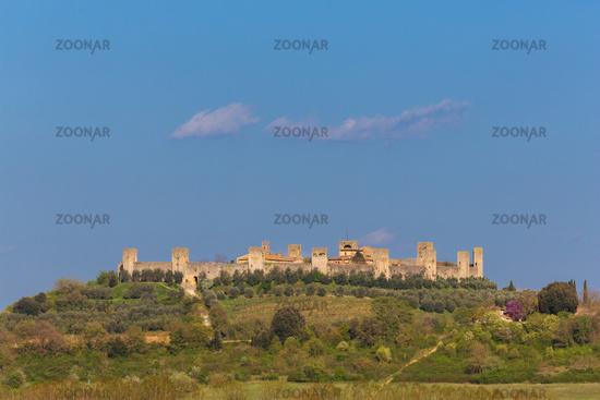 Festung Montereggioni