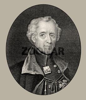 Field Marshal Hugh Gough, 1779-1869, a British Army officer