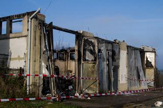Feuer Garage Landgut Güntersberge 2014