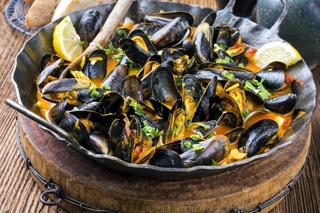 Sailors Mussels