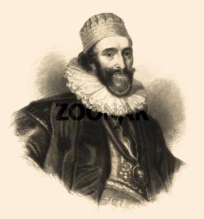 Ludovic Stewart, 2nd Duke of Lennox and 1st Duke of Richmond, 1574-1624, a Scottish nobleman and politician