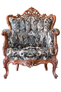 Luxury Vintage Chair