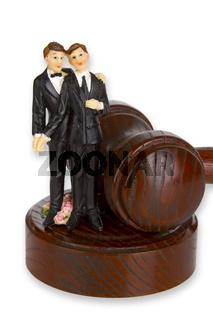 Trennung der eingetragenen Lebenspartner