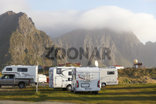 Camping Andenes