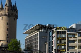 Escherheimer Turm und Bayer-Haus, Frankfurt