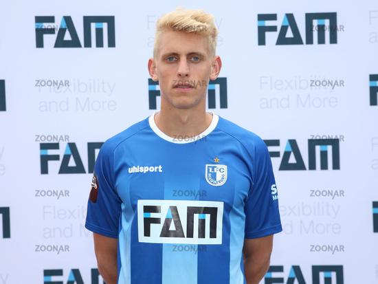 Foto Deutscher Fußballspieler Torge Bremer 3liga Saison 1516 1fc