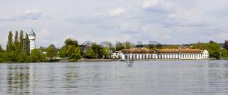 Wasserturm und Bleiche Stromeyersdorf Konstanz
