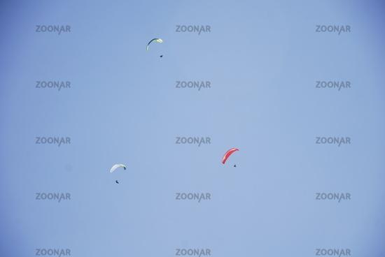 Drachenflieger am Kronplatz