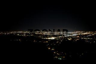 Nachtlichter Los Angeles