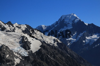 Highest mountain of New Zealand, Mount Cook