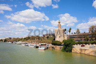 Seville River View