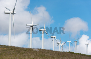 Windkraft in Nordspanien